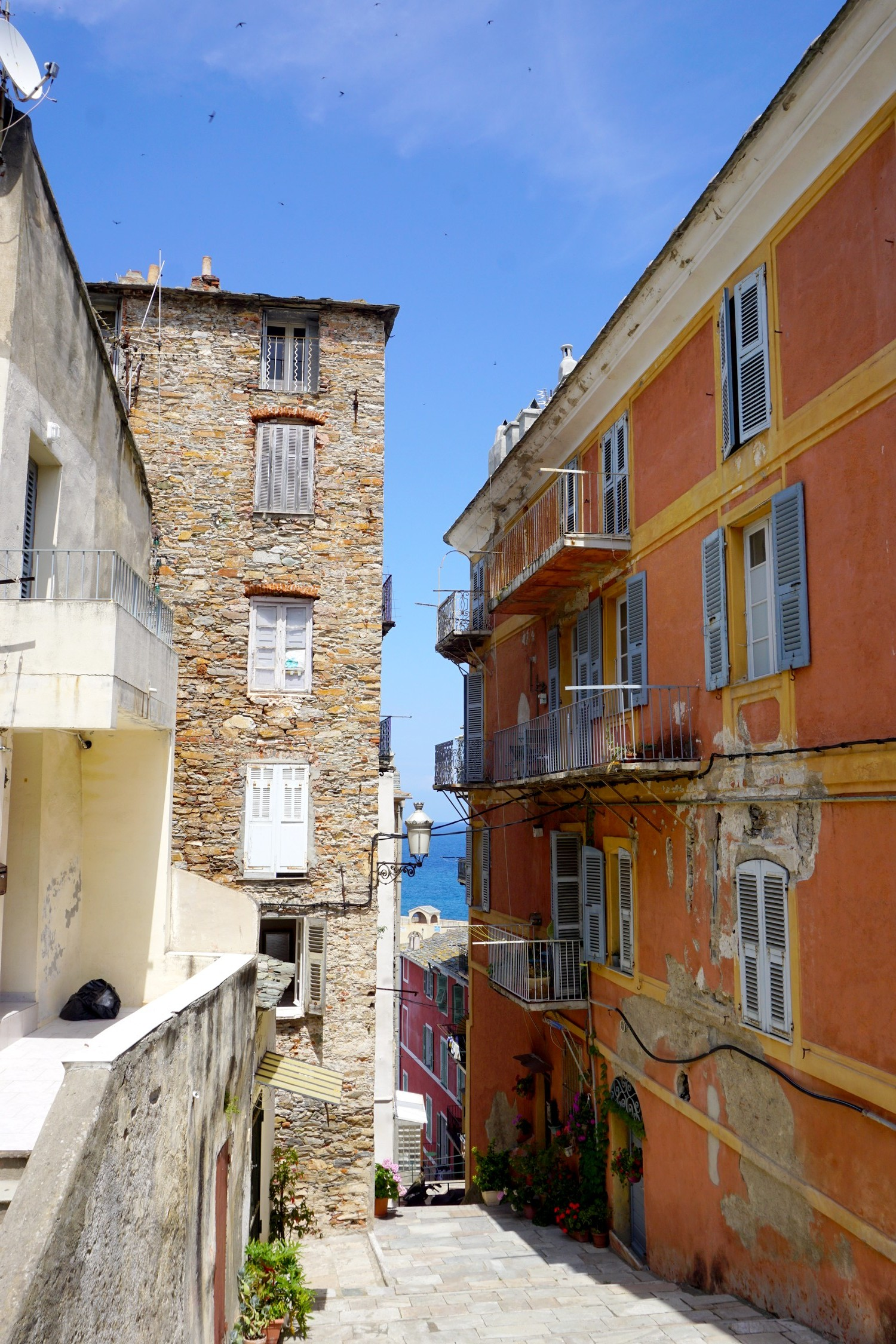 bastia centre ville corse blog voyage road trip