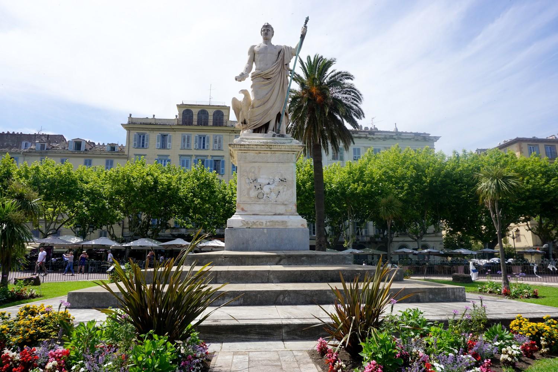 place saint nicolas bastia blog voyage road trip corse