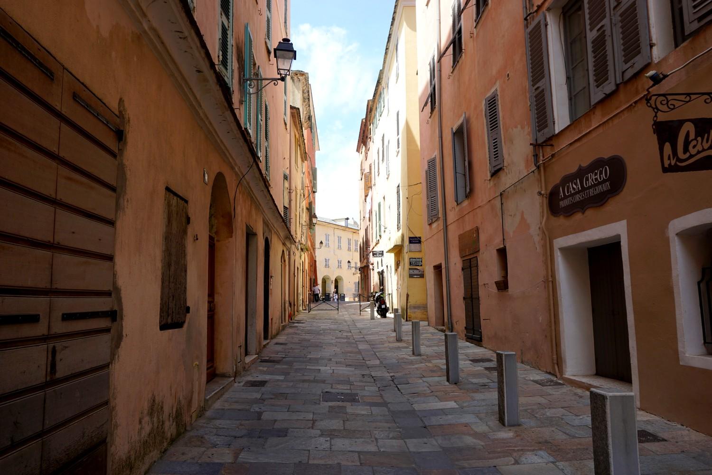 vieux bastia centre ville blog voyage corse road trip