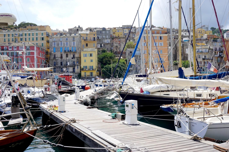 vieux port bastia blog voyage corse road trip