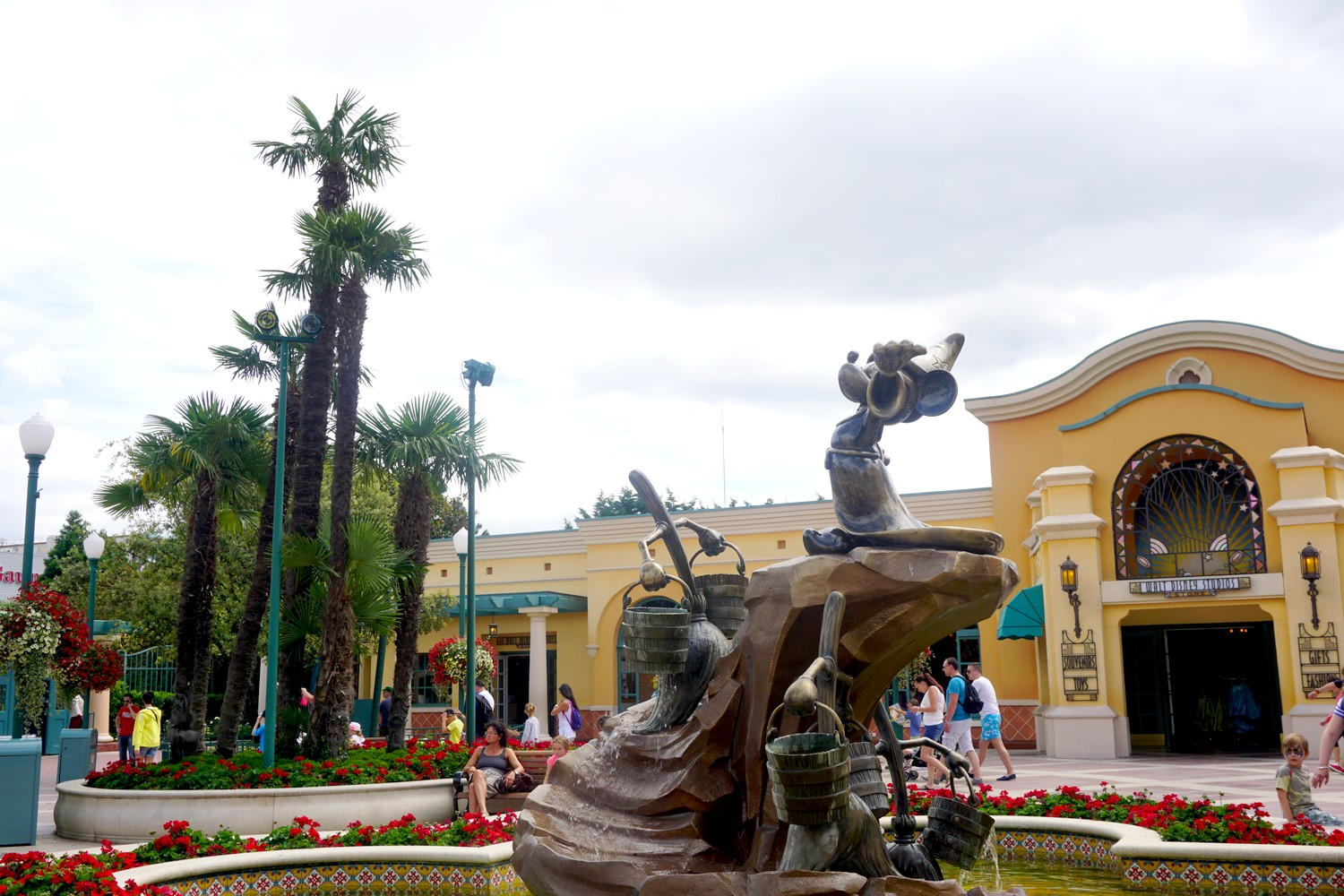 2 jours à disneyland paris parc attraction blog voyage découverte walt disney studio 02