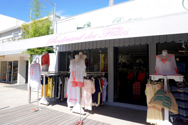 boulevard des filles cap ferret boutique blog mode voyage