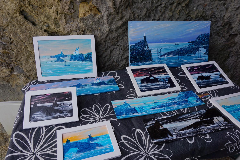 POINTE DE L'ATALAYE & ROCHER DE LA VIERGE BIARRITZ BLOG TOURISME VOYAGE FRANCE COUPLE BORDEAUX 11