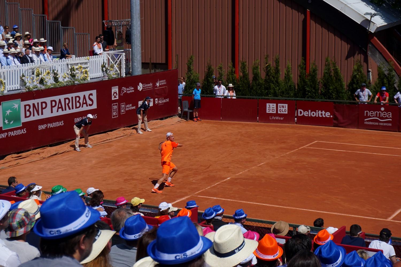 TOURNOIS PRIMROSE BORDEAUX BNP PARIBAS ATP TENNIS 2017 BLOG DU TALON AU CRAMPON 06