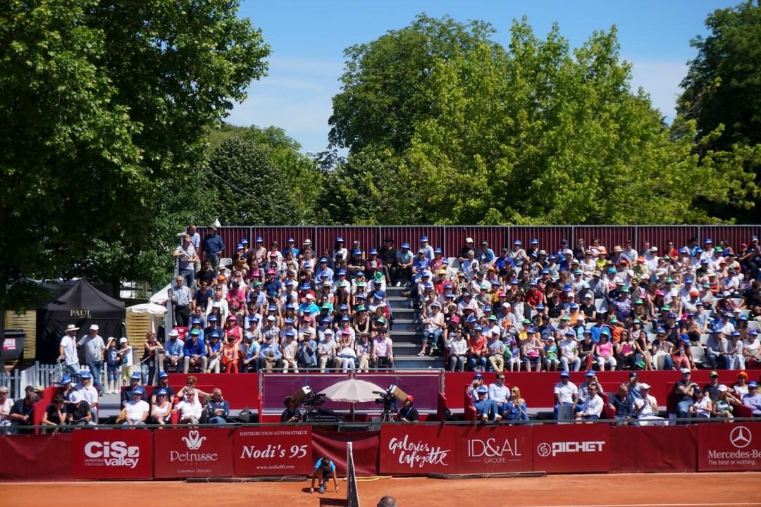 TOURNOIS PRIMROSE BORDEAUX BNP PARIBAS ATP TENNIS 2017 BLOG DU TALON AU CRAMPON 07
