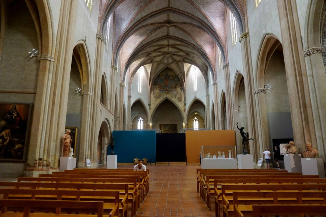 MUSEE DES AUGUSTINS MUSEE DES BEAUX ARTS DE TOULOUSE BLOG COUPLE VOYAGE VISITE TOURISME BORDEAUX 01