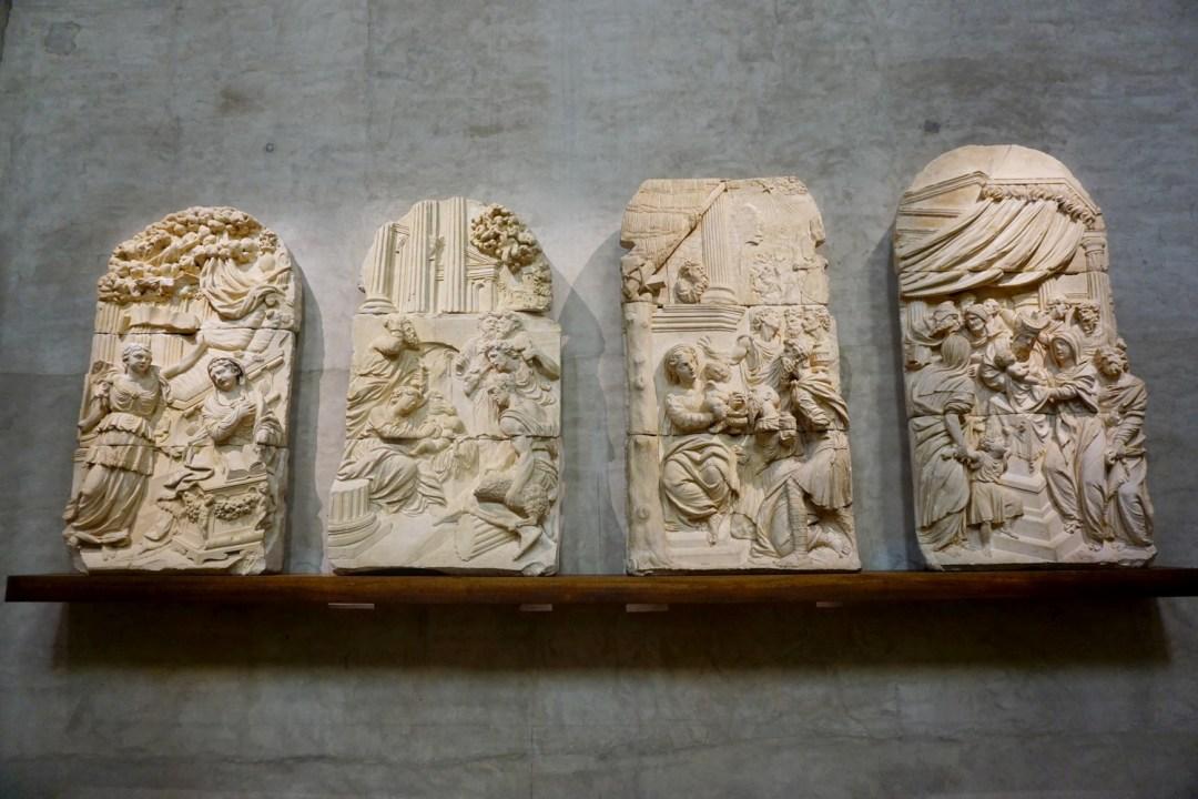 MUSEE DES AUGUSTINS MUSEE DES BEAUX ARTS DE TOULOUSE BLOG COUPLE VOYAGE VISITE TOURISME BORDEAUX 14