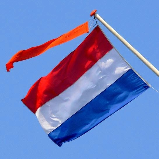 Dutch national flag