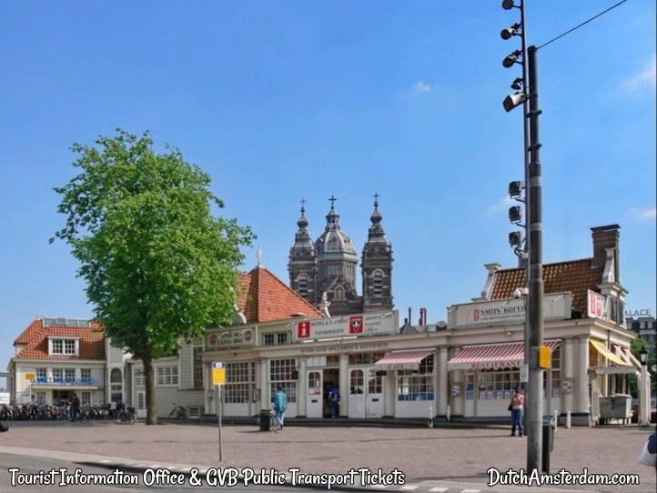 amsterdam tourist office
