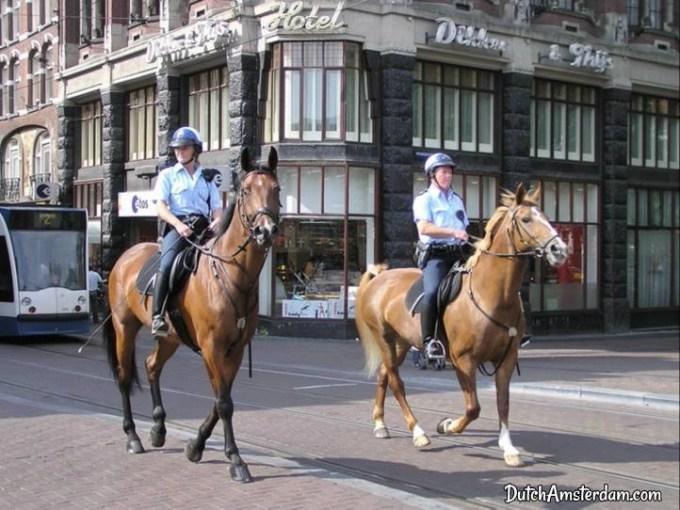 Amsterdam police
