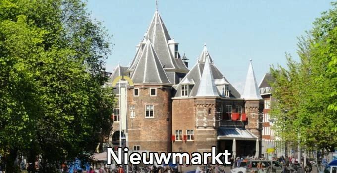 De Waag, Nieuwmarkt