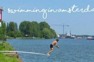 Amsterdam: where to swim