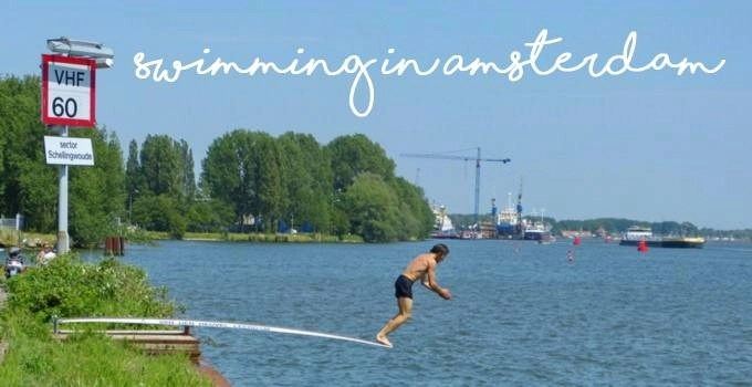 Amsterdam: where to swim