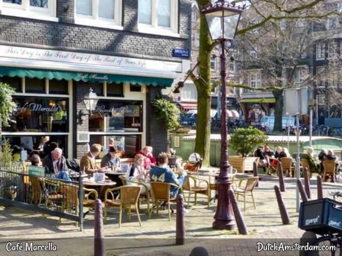 Marcella pub, Amsterdam
