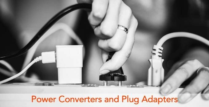 travel converter and plug adapter