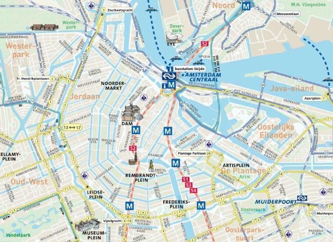 Koningsdag Openbaar Vervoer Amsterdam