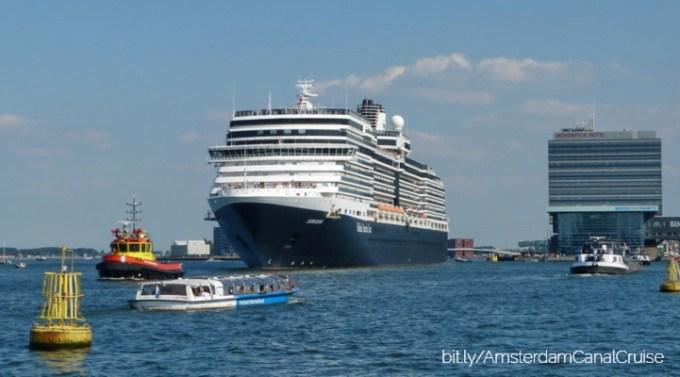 Amsterdam cruise ships