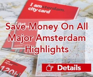 Save money on all Amsterdam Highlights