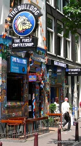 Coffeeshop The Bulldog