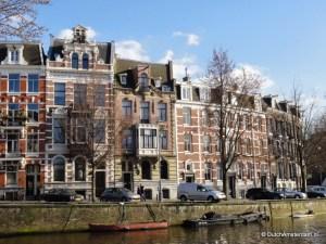 Amsterdam, Leidsekade