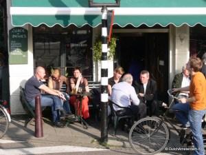 Cafe Kalkhoven, Westermarkt, Amsterdam