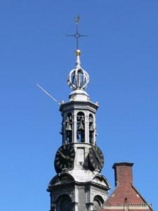 Spire of Munttoren, Amsterdam