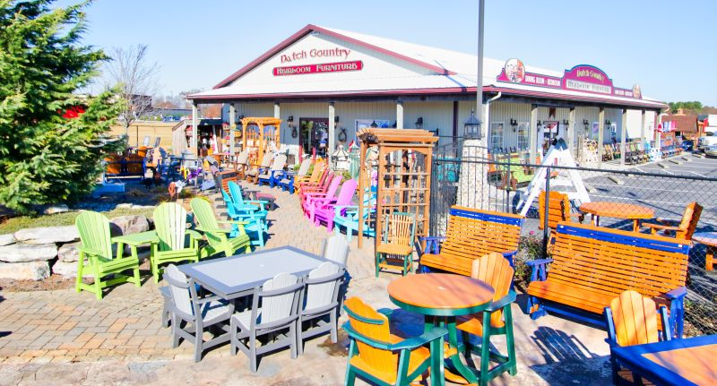 poly outdoor dining furniture dutch