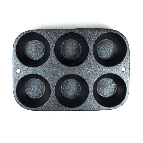 6 IMPRESSION MUFFIN PAN