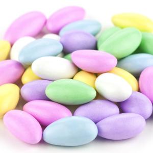 Assorted Jordan Almonds 1lb