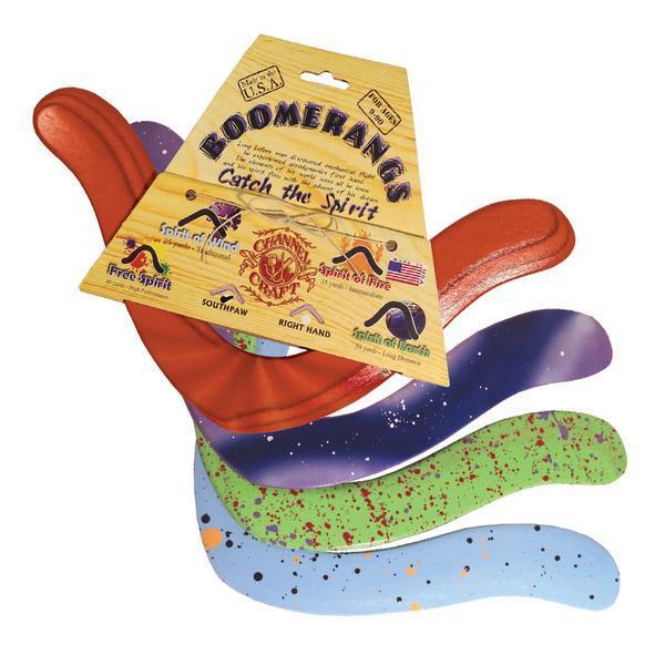 Boomerang – Free Spirit LEFT HANDED