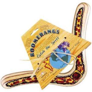 Boomerang - Spirit of Fire LEFT HANDED