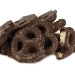 Dark Chocolate Mini Pretzels 1lb