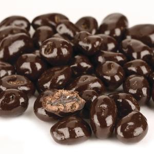 Dark Chocolate Raisins 1lb