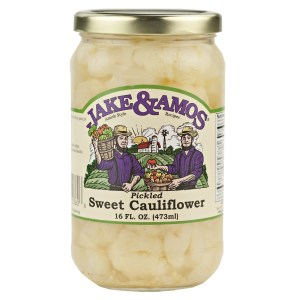 J&A Sweet Cauliflower