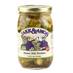 J&A Sweet Dill Pickles