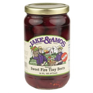 J&A Sweet Fire Tiny Beets