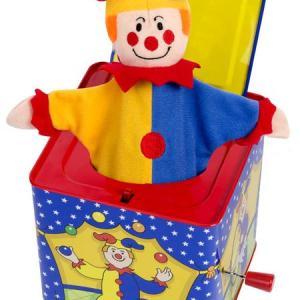 JESTER JACK IN BOX