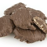 Milk Chocolate Caramel Pecan Patties 1lb