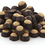 Mini Dark Chocolate Peanut Butter Buckeyes 1lb