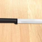 STEAK OR UTILITY KNIFE BLACK