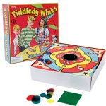 TIDDLEY WINKS GAME