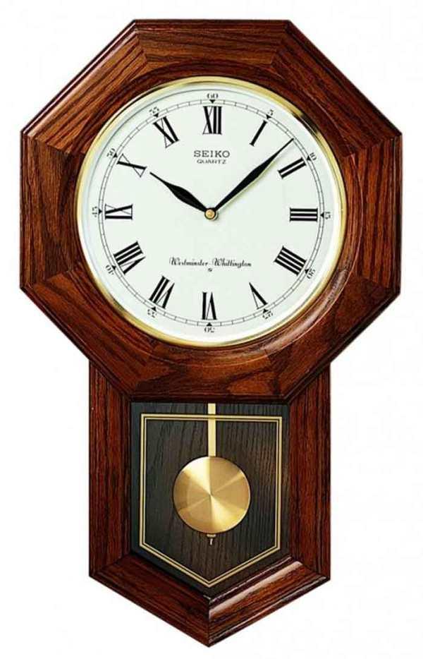 Woodward Pendulum Wall Clock