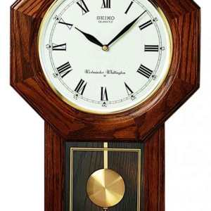 Woodward Pendulum Wall Clock