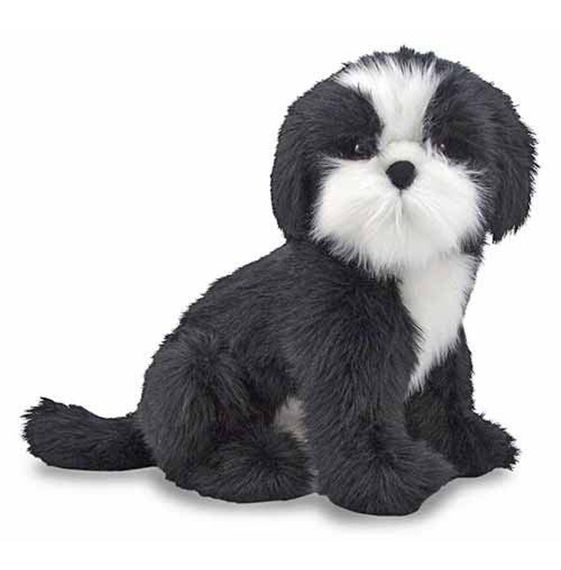 Shih Tzu Dog Giant Stuffed Animal Dutch Country General Store