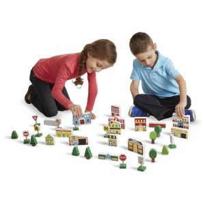 Wooden My Town Play Set