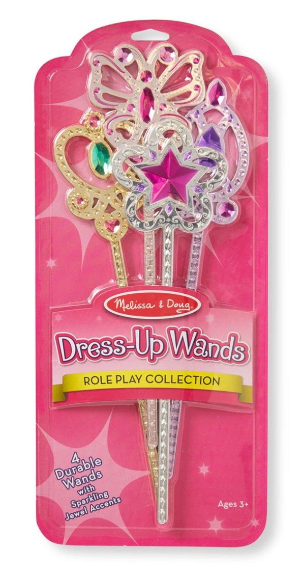 Dress-Up Wands