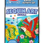 Sequin Art – Animals