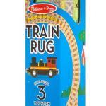 Round the Rails Train Rug