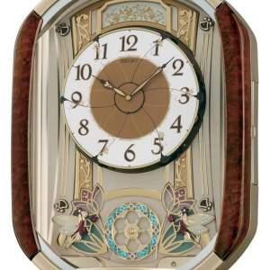 Melodies in Motion: Dancing Fairies Musical Wall Clock