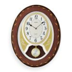 Melodies in Motion: Minnelli Musical Wall Clock